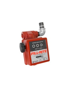 "Mechanical 1"" Meter, Up to 99.9 Litre Digits"
