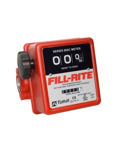 "3/4"" 5-20 GPM 3-Digit Mechanical Fuel Transfer Meter"