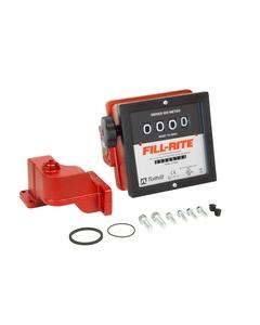 "4-Digit Mechanical Litre Meter, 1.5"" Meter"