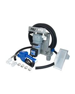 12V DC 8GPM DEF Transfer Pump with Auto Nozzle and RPV System