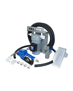 115V AC 8GPM DEF Transfer Pump with Auto Nozzle and RPV System