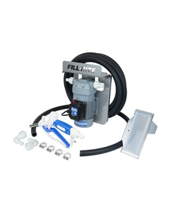 115V AC 8GPM DEF Transfer Pump with Manual Nozzle
