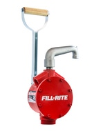 Piston Hand Pump, Spout, and Suction Pipe Included