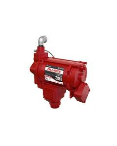 115V/230V AC 20GPM Heavy-Duty Remote Fuel Transfer Pump No Accessories