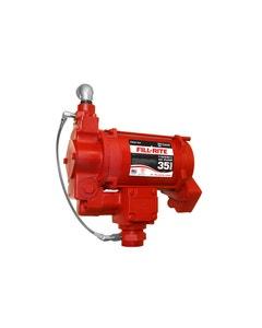115V/230V AC 35GPM Heavy-Duty Remote Fuel Transfer Pump No Accessories
