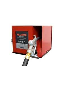 Heavy-Duty Remote Fuel Dispenser with Mechanical Meter Gallon and 115V AC Solenoid Valve
