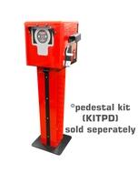 Heavy-Duty Remote Fuel Transfer Dispenser with Digital Meter, 115V AC Solenoid Valve and Hammer Arrestor