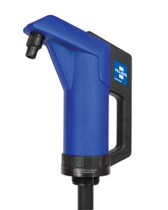 Hand Lever Chemical Pump with Suction Pipe