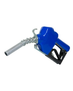 """Artic Weather Automatic Shut-Off Nozzle with Blue Boot, 3/4"""" Inlet"""