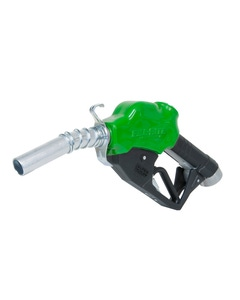 """Ultra Hi-Flow Nozzle with Green Boot, 1"""" Inlet"""