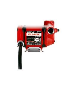 12/24V DC 25 GPM Continuous Duty Fuel Transfer Pump, No Accessories