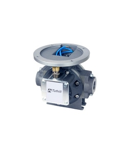 """NTEP Certified 1"""" Oval Gear Electronic Register Adaptor, No Flanges, Buna Seals"""