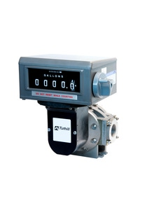 """1.5"""" Aluminum Meter Register, NTEP Certified for Custody Transfer with Strainer and Air Eliminator"""